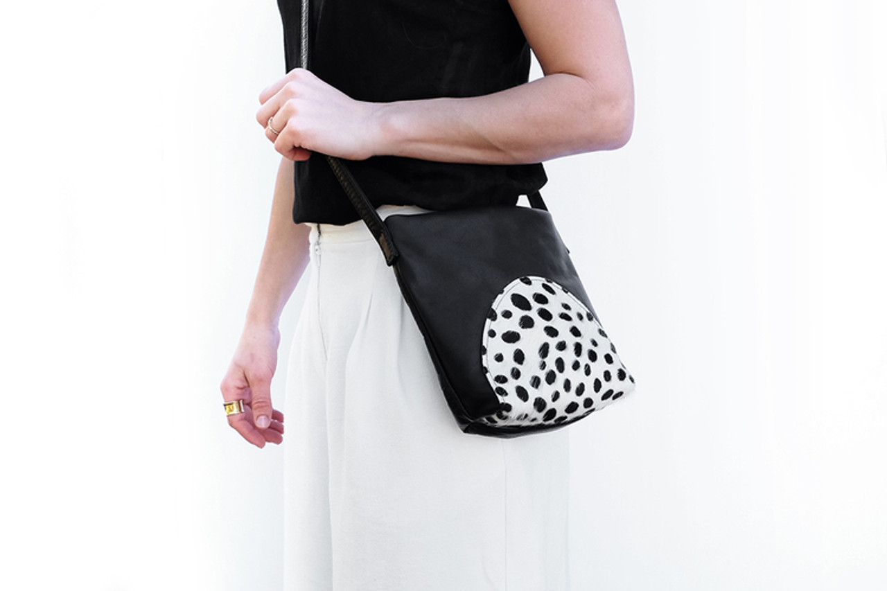 Spotted Small Purse