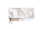 Palomino Fold-over Clutch
