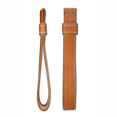 Durastrap Assist Grab Straps for Beetles (Pair) - 1949-1966 - Natural Tan Leather