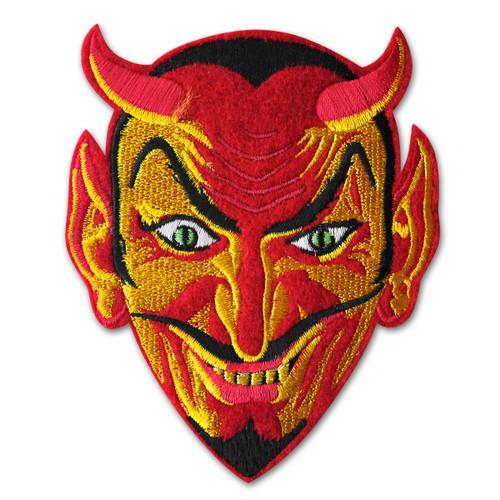 Demon Devil Head