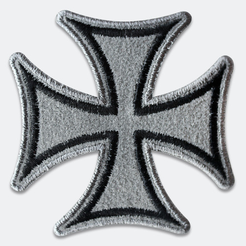 GERMAN IRON CROSS GREY