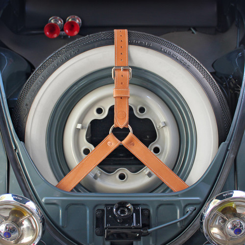 Durastrap 3-Point Spare Tire Strap up to 1967 VW Beetle models