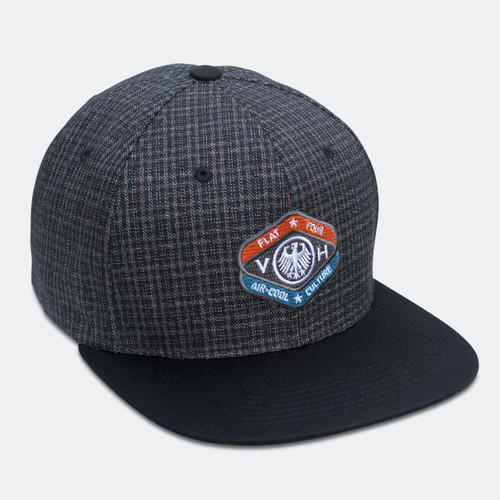 Limited Edition VDH Gun Club Check Snapback Cap