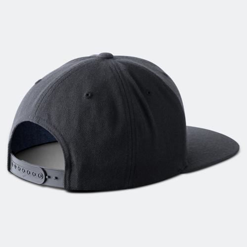 Limited Edition VDH Outlaw Black on Black Snapback Cap