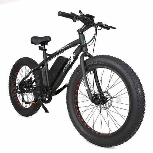Fat Tire E-Bike