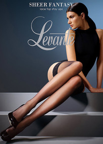 Levante Sheer Fantasy Hold Ups