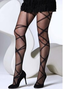 Gipsy Gipsy Ribbon Wrap Tights
