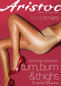Aristoc Aristoc Bodytoners Tum Bum and Thigh Toner Tights