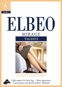 Elbeo Elbeo 15D Mirage Light Support Tights