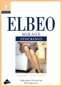 Elbeo Elbeo 15D Mirage Light Support Stockings