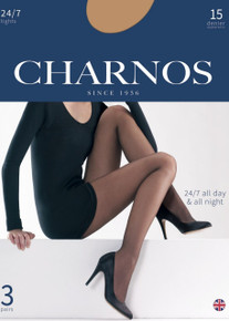 Charnos Charnos 24/7 15 Denier Tights 3 Pair Pack