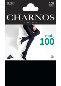Charnos Charnos 100 Denier Opaque Tights