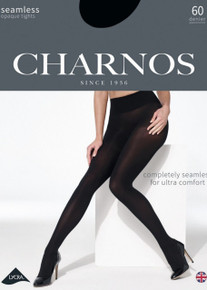 Charnos Charnos 60 Denier Seamless Opaque Tights