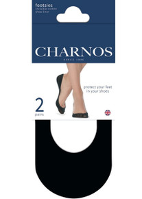 Charnos Charnos Invisible Cotton Shoe Liner