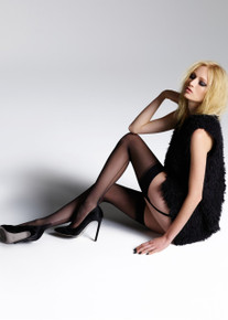 Jonathan Aston Jonathan Aston Vintage Legs Backseam and Heel Stockings