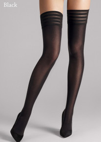 Wolford Wolford Velvet De Luxe 50 Stay Up
