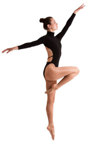 Silky Silky Dance Shimmer Footed Tights - Adult