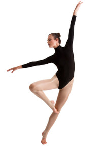 Silky Silky Dance Shimmer Stirrup Tights -Adult