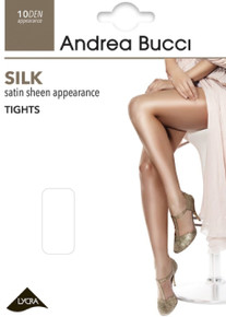 Andrea Bucci Andrea Bucci 10 Denier Silk Satin Sheen Tights