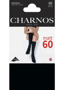 Charnos Charnos 60 Denier Opaque Knee Highs