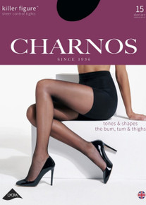Charnos Charnos Killer Figure Sheer Control Tights