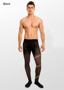 Glamory Glamory Mens Support 70 Tights