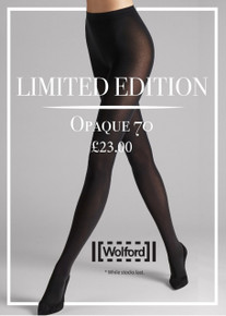 Wolford Wolford Opaque 70 Tights Limited Edition