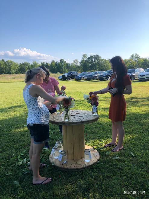 U-Pick Farm Visit - Monday, August 3rd   6-8pm