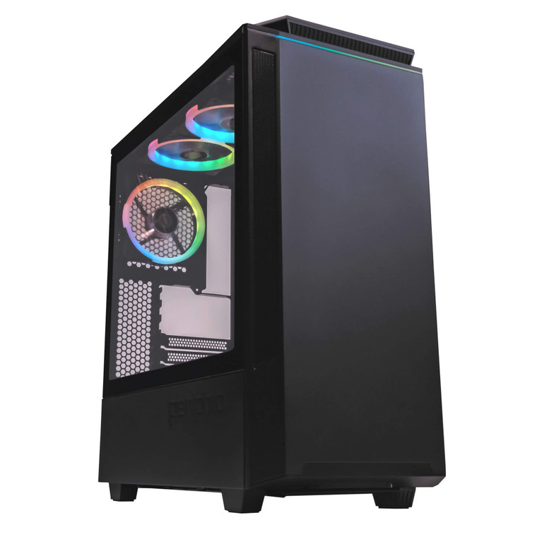 Periphio PHtM 21 Mid-Tower Case for Gaming PC