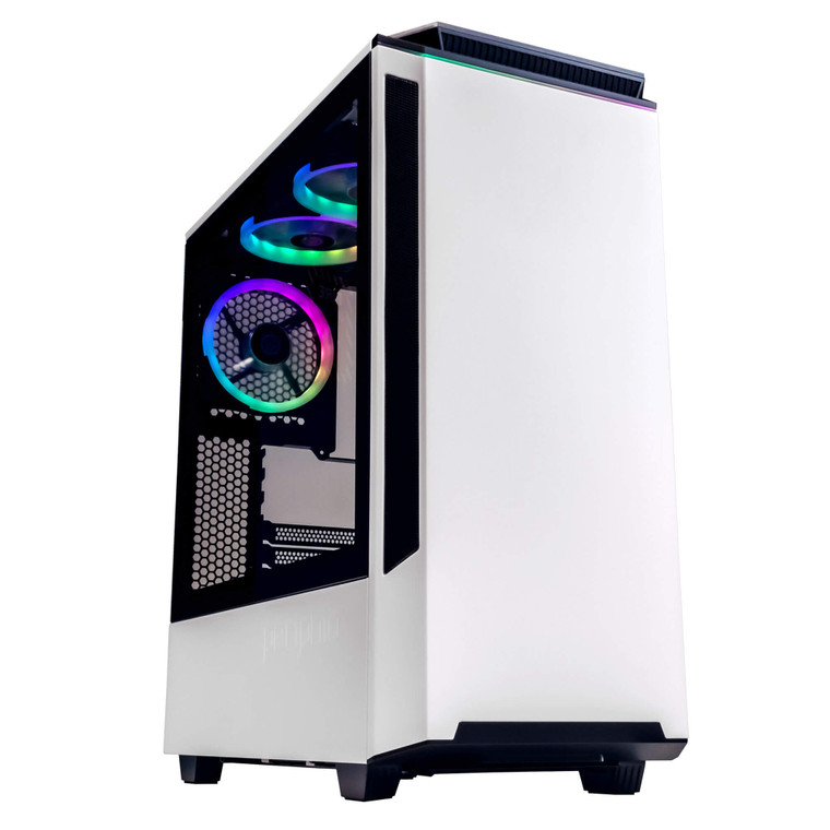 Periphio SPCtR 21 Mid-Tower Case for PC gaming