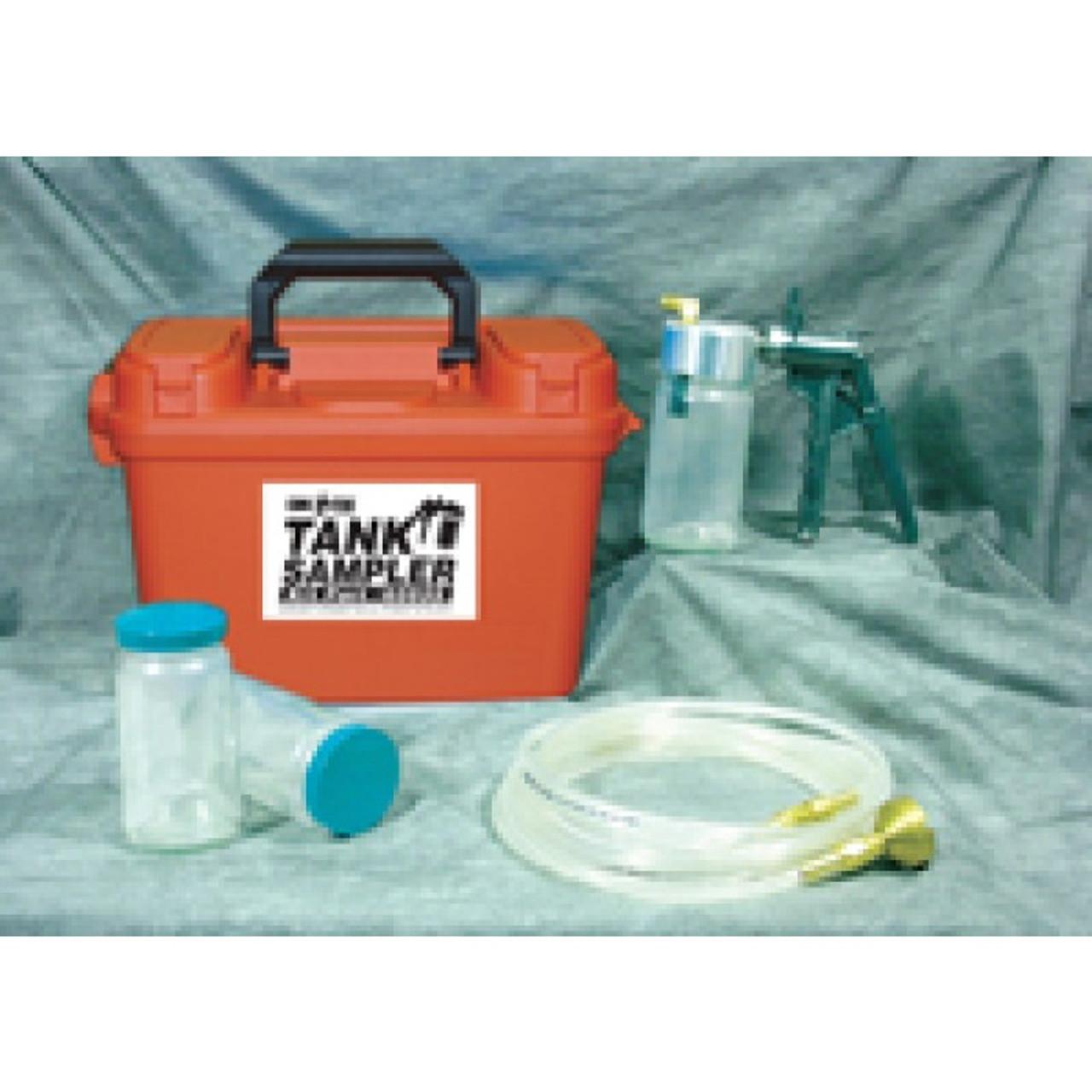 90220 - 3x Lids for Shatter-Proof Jars of Tank Sampler Kit