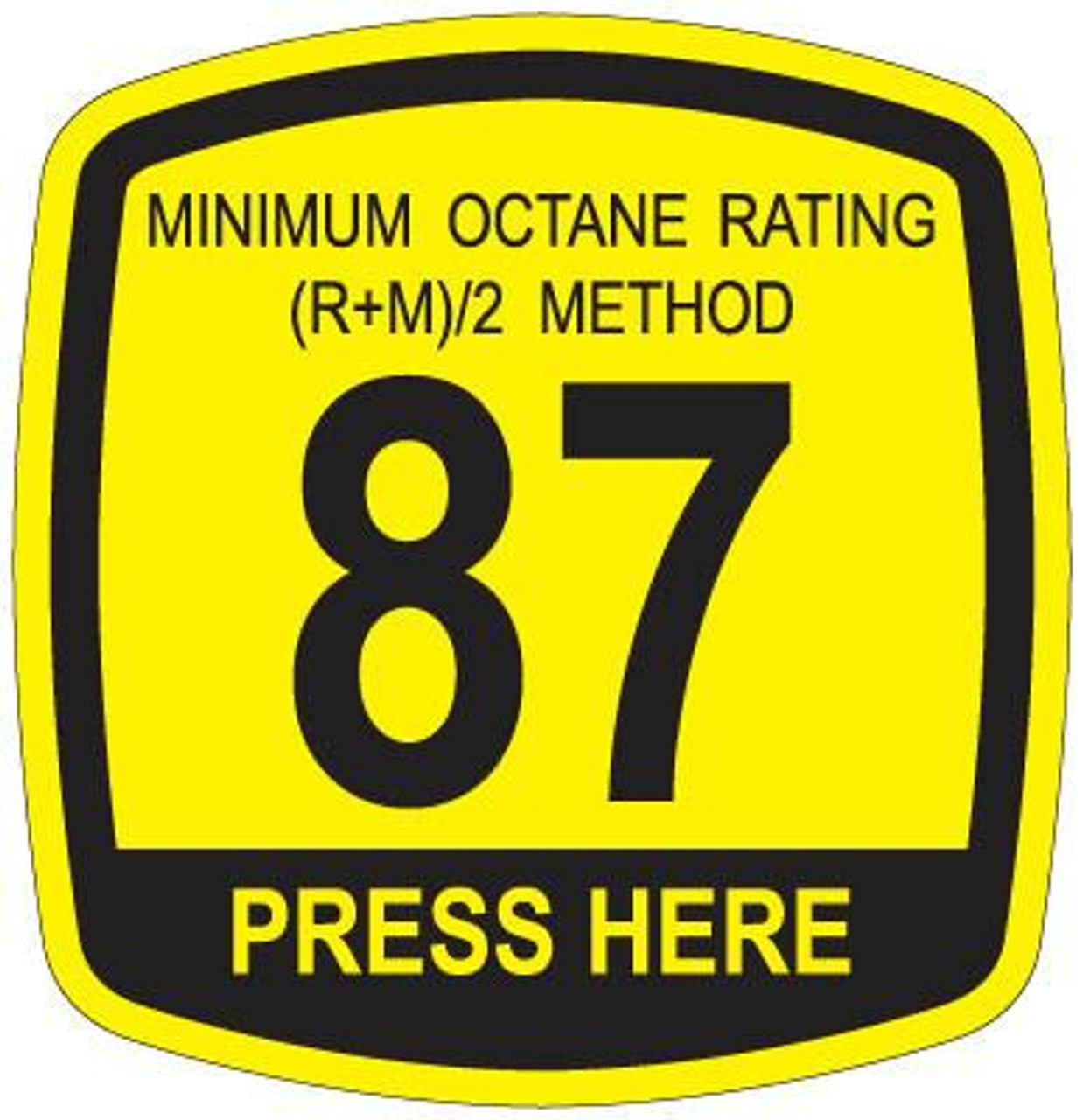 ORB-87 - Bennett 87 Octane Decal