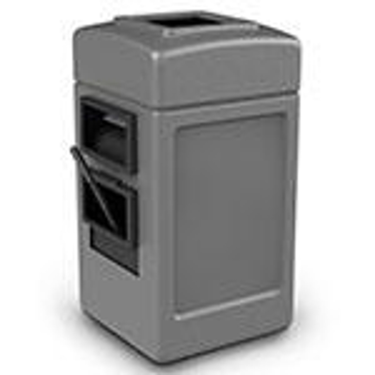 755103 - Waste Container / Washer Combo - Gray