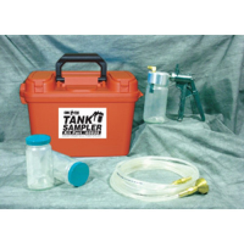 90220 - 3x Lids for Shatter-Proof Jars of Tank Sampler Kit