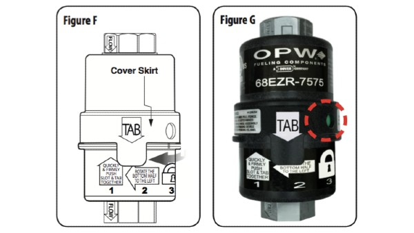 How to Reconnect the OPW 68EZR Reconnectable Breakaway