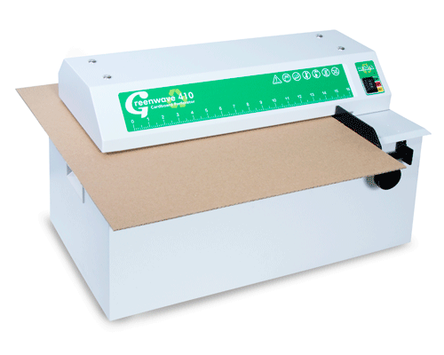 Tabletop Cardboard Perforator
