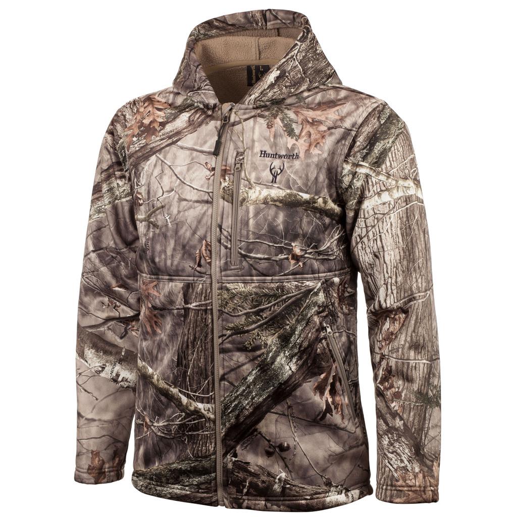 Men's Hidd'n® pattern Heavy Weight Windproof Jacket.
