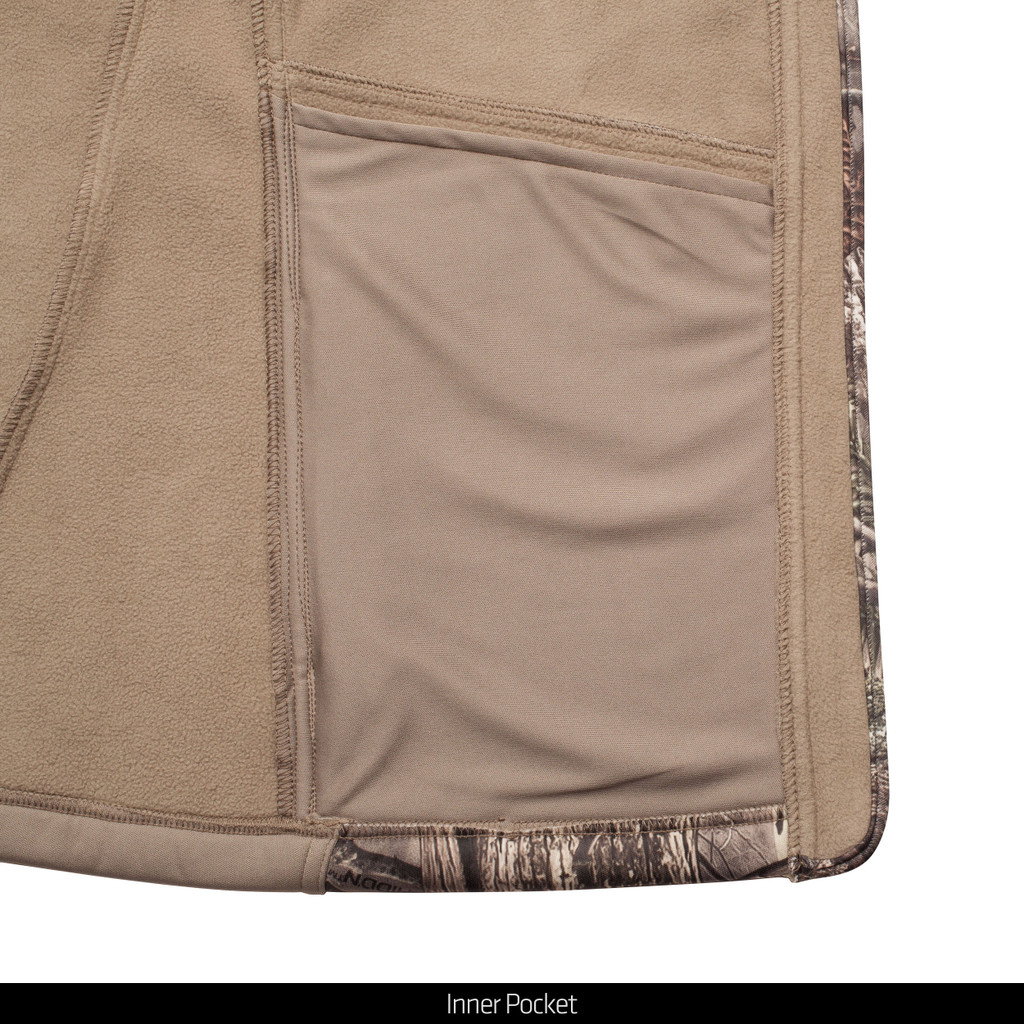 Hidd'n® Pattern Jacket - Inner pocket.