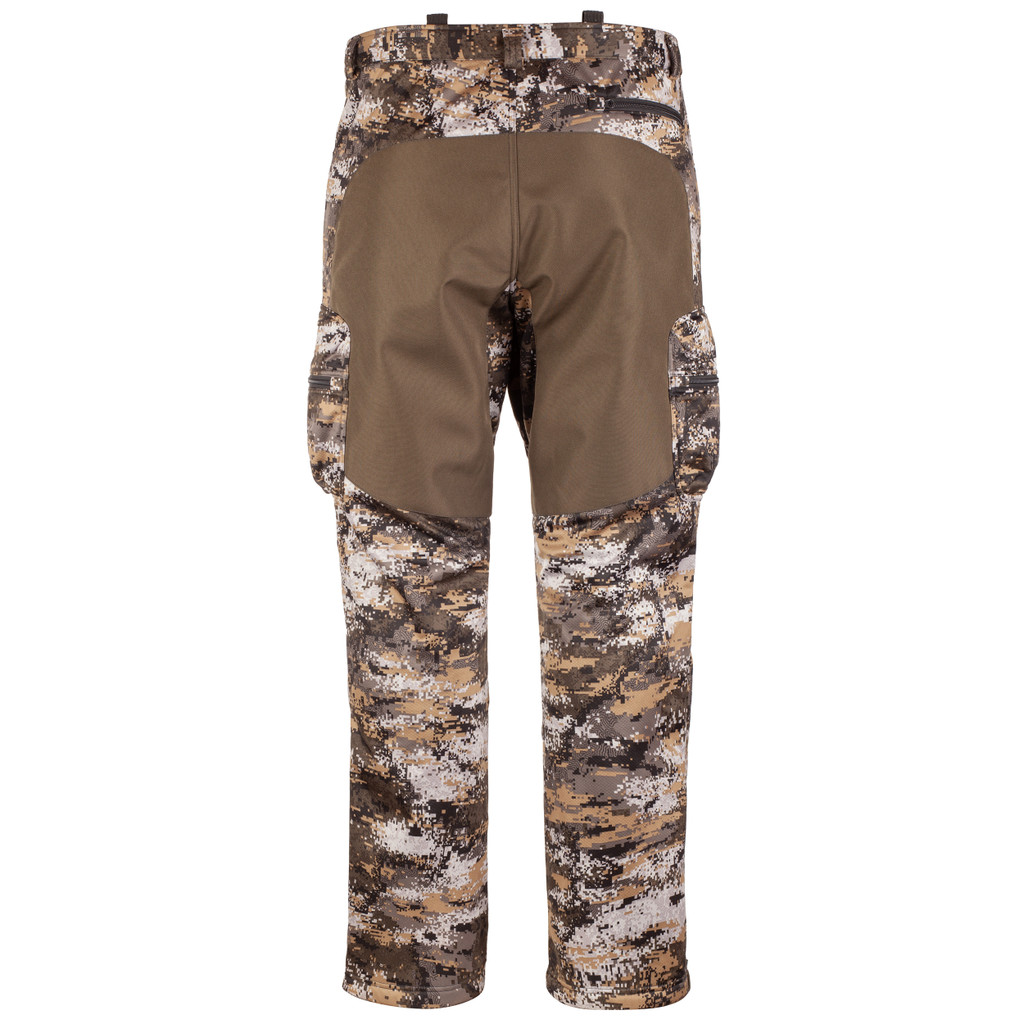 Disruption® pattern Pants - Reinforced seat with abrasion resistant material.