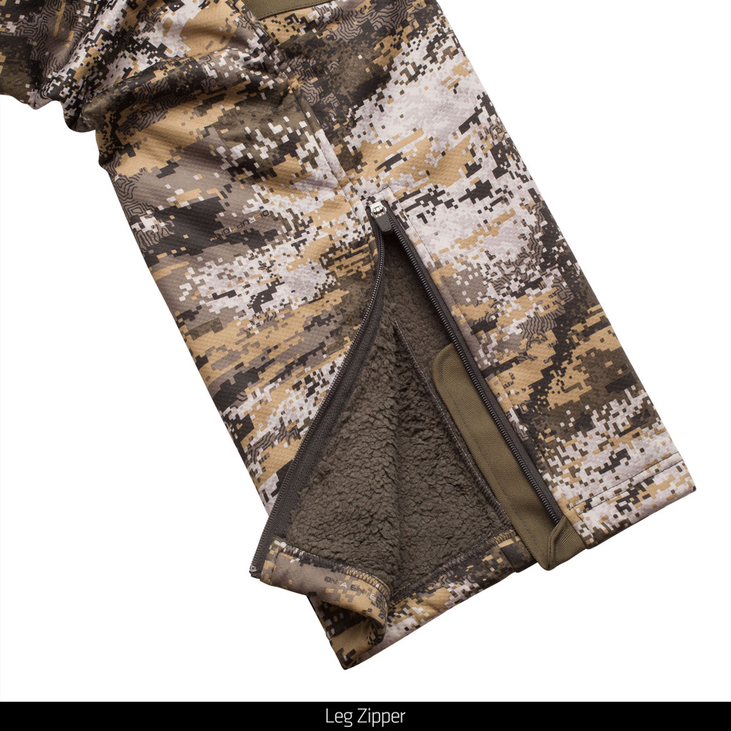 Disruption® Windproof Pants - Leg Zipper.