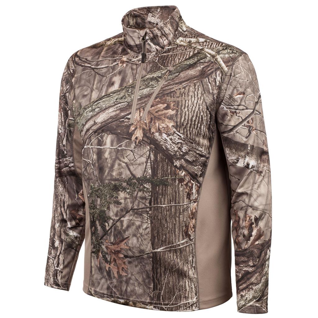 Men's Hidd'n® pattern Light Weight Hunting Pullover.