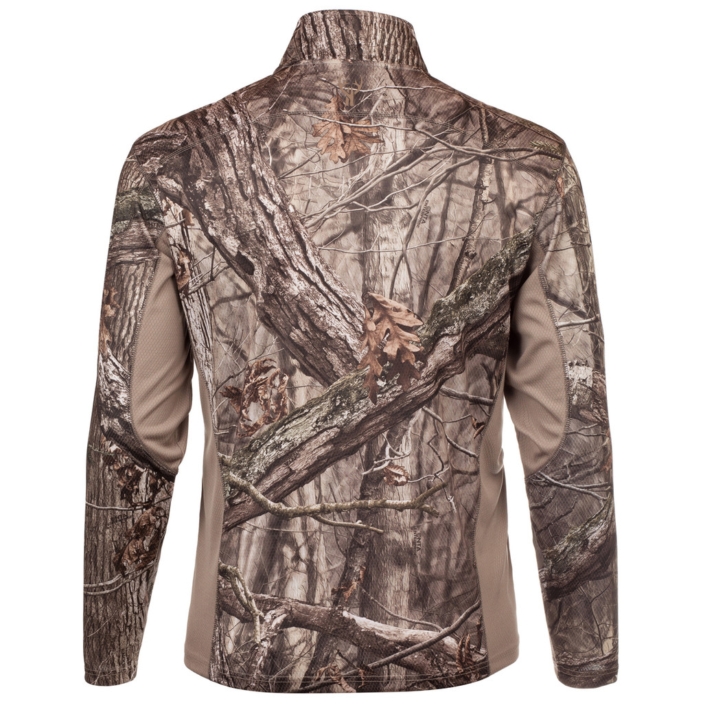 Men's Dorado Lightweight Hunting 1/4 Zip - Hidd'n®