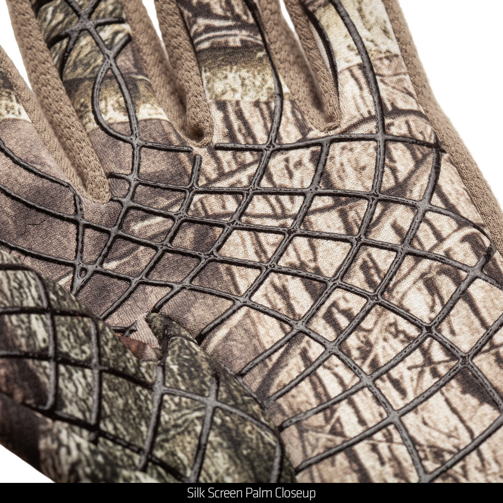 Men's Windproof-Breathable Hunting Glove (Hidd'n®)