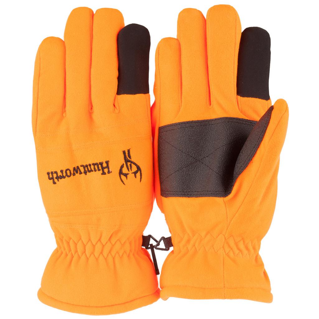 Men's Blaze pattern heavyweight Waterproof Hunting Gloves.