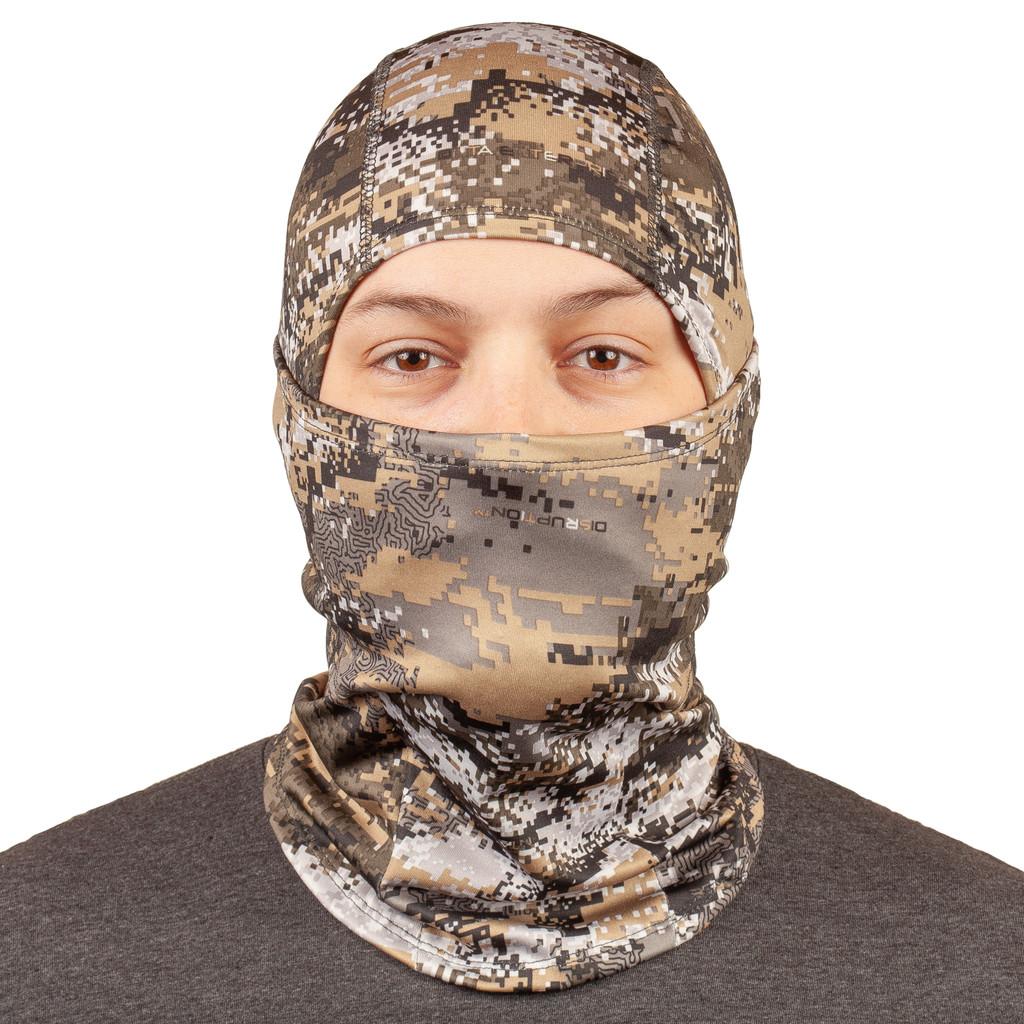 Lightweight Face Mask - Unlined material.