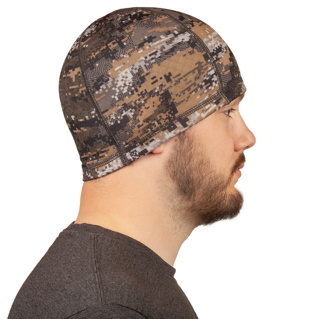 Disruption® pattern Hunting Hat - Scent reduction Microban®.