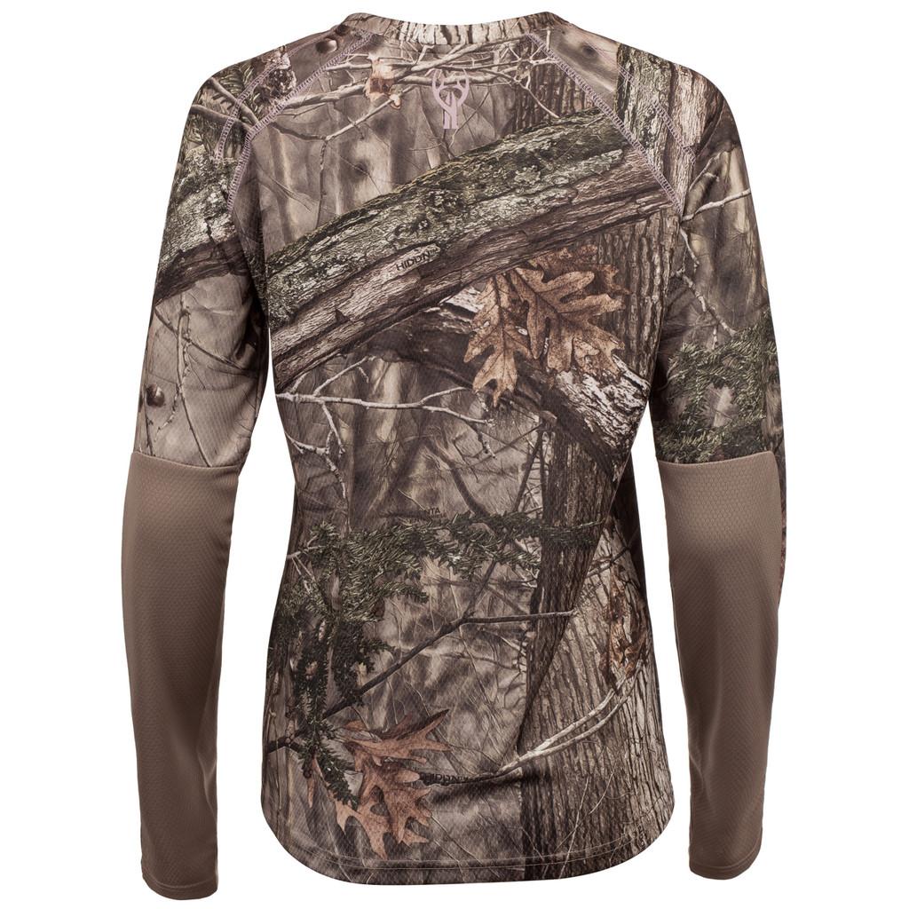 Women's Yuma Lightweight Hunting Long Sleeve Shirt - Hidd'n®