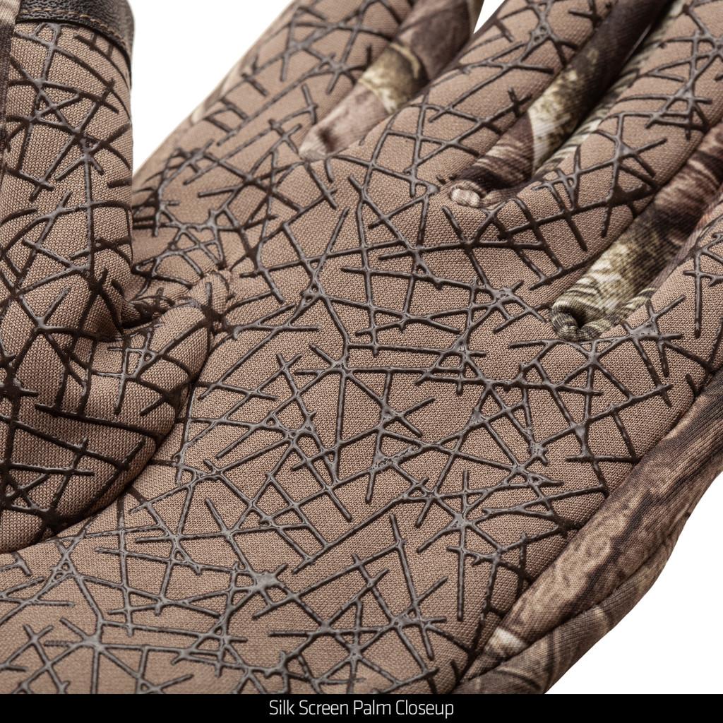 Men's Ripon lightweight Performance Fleece Hunting Gloves- Hidd'n®