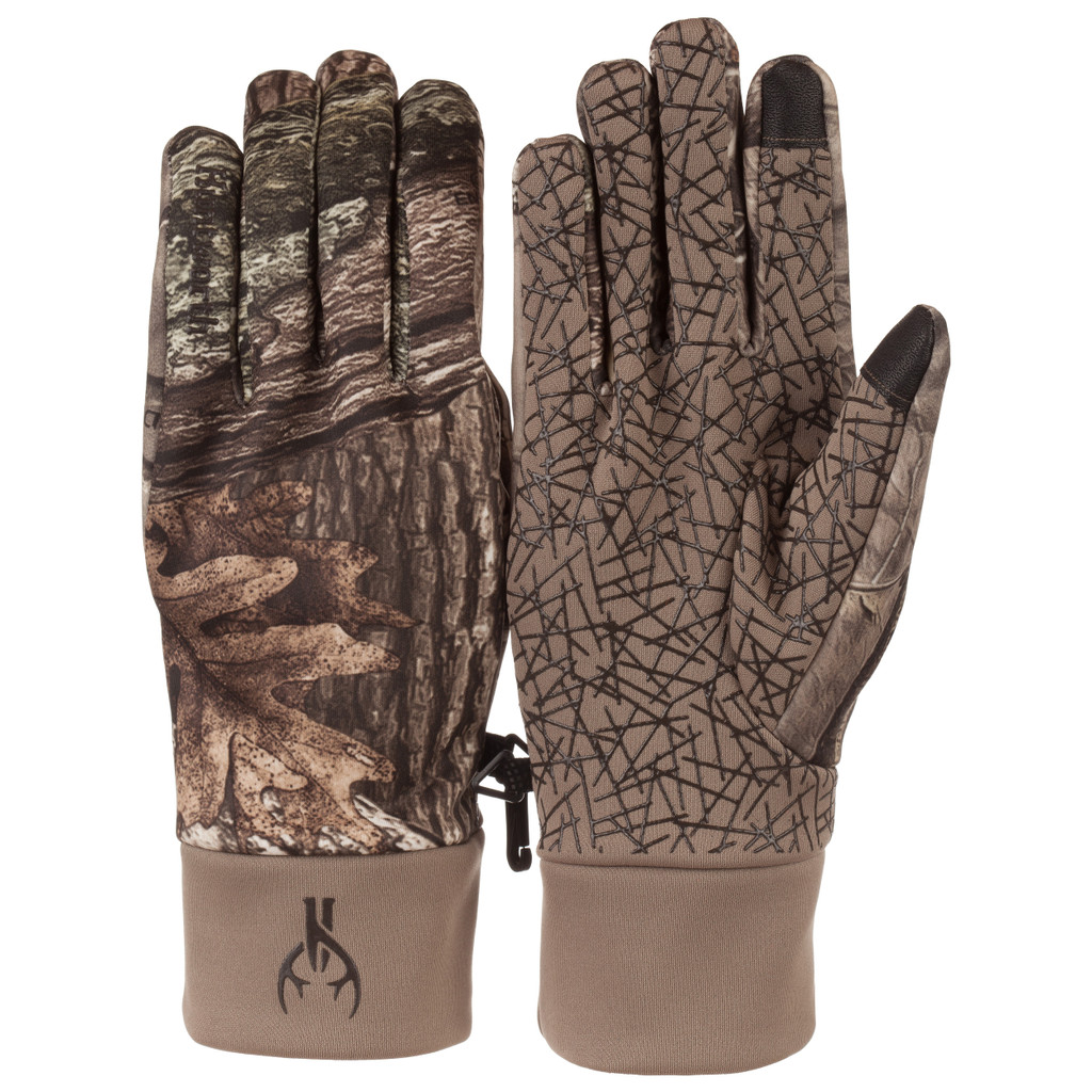 Men's Hidd'n® pattern lightweight Hunting Gloves.