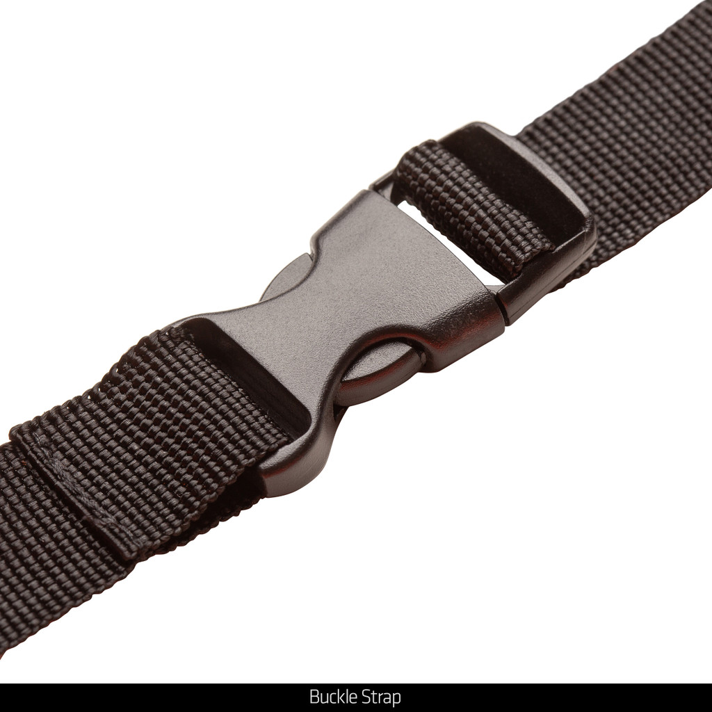 heavyweight Muff - Buckle strap.